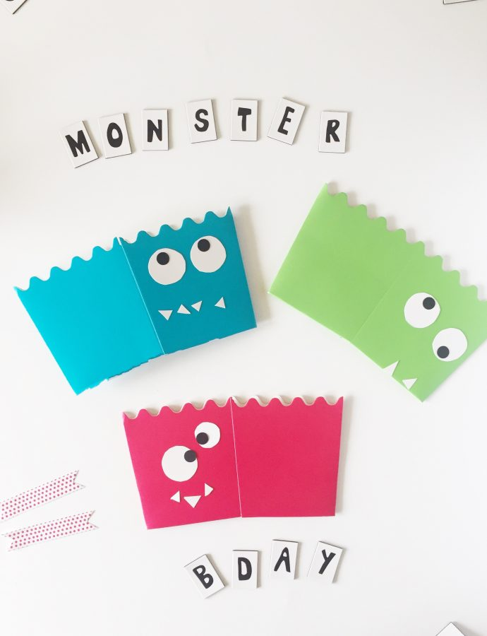 Diy – Le Monster boxes